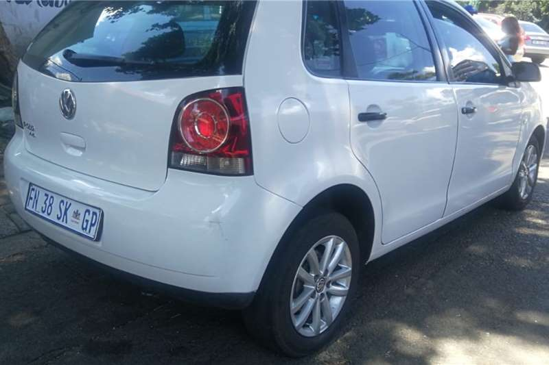 VW Polo Vivo 5 door 1.4 2011