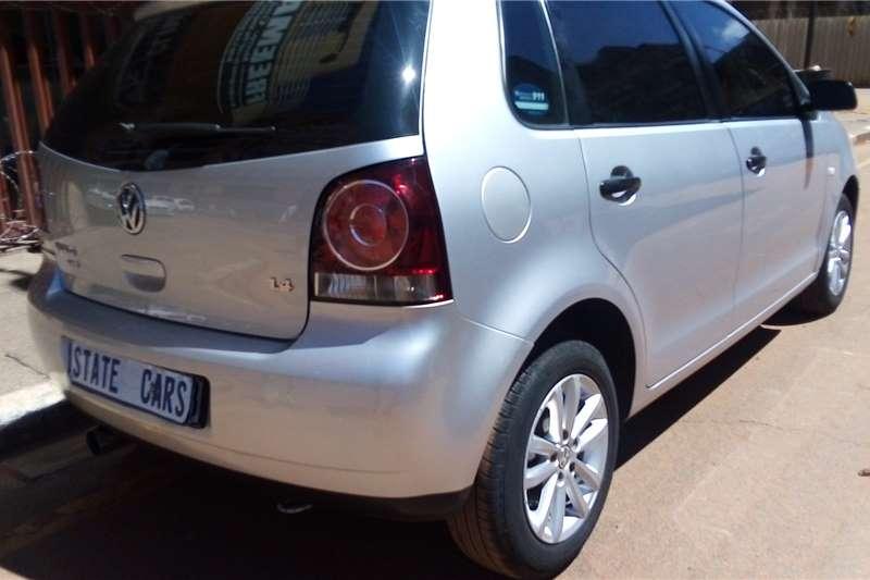 Used 2011 VW Polo Vivo 5 door 1.4