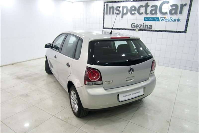 Used 2011 VW Polo Vivo 5 door 1.4