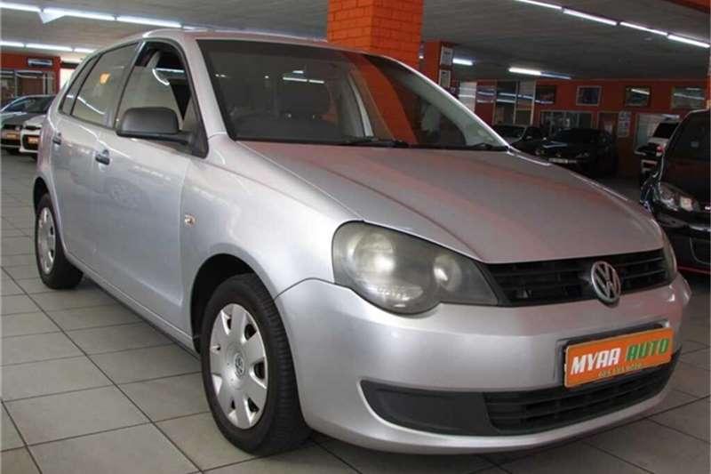 VW Polo Vivo 5-door 1.4 2012