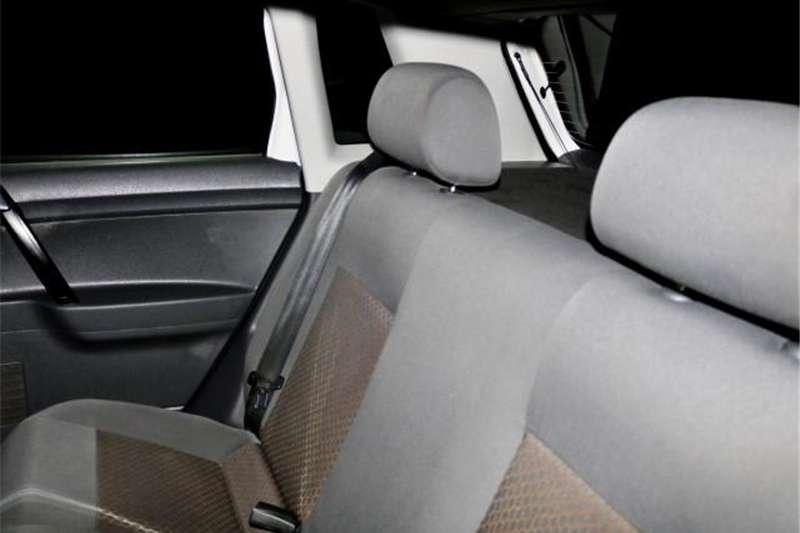 VW Polo Vivo 5-door 1.4 2013