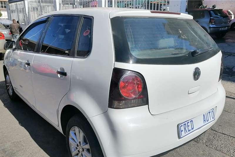 Used 2013 VW Polo Vivo 5 door 1.4
