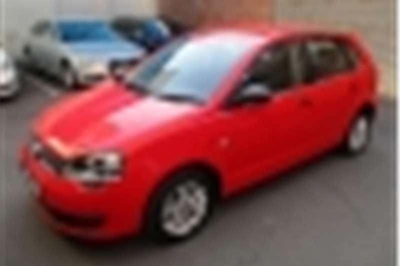 VW Polo Vivo 5-door 1.4 2014