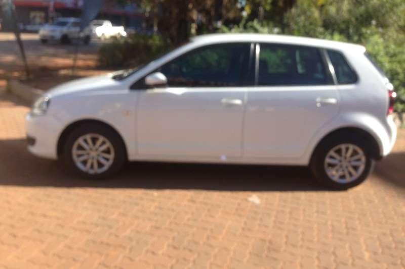 VW Polo Vivo 5 door 1.4 2015