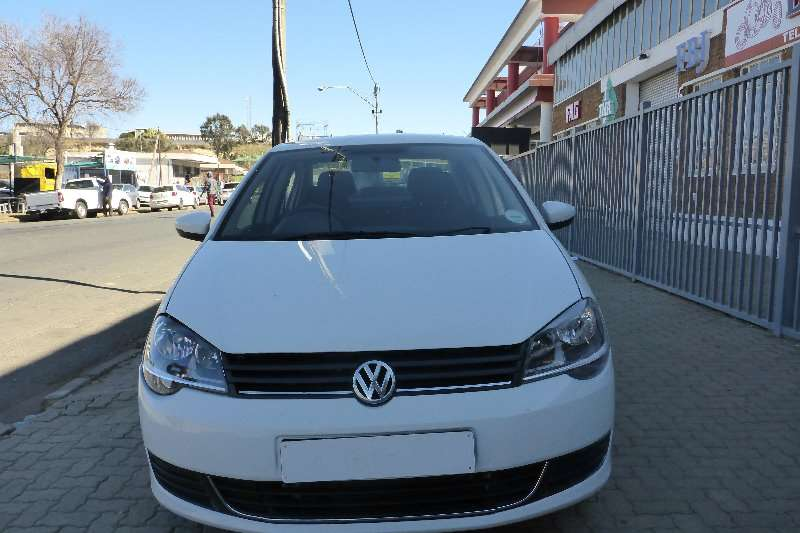 VW Polo Vivo 5 door 1.4 2016