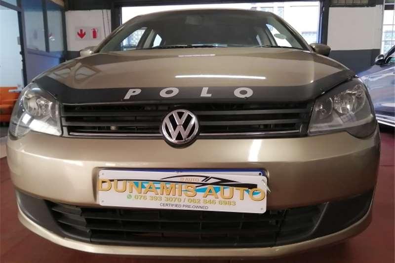 2016 VW Polo Vivo Polo Vivo 5-door 1.4