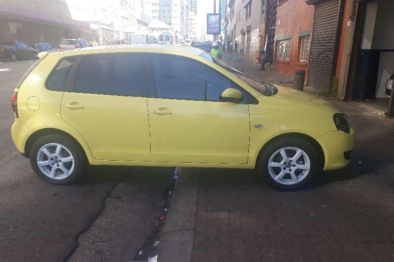VW Polo Vivo 5 door 1.4 2017