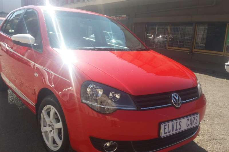VW Polo Vivo 5-door 1.4 2017