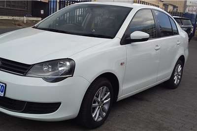 VW Polo Vivo 5 door 1.4 2017