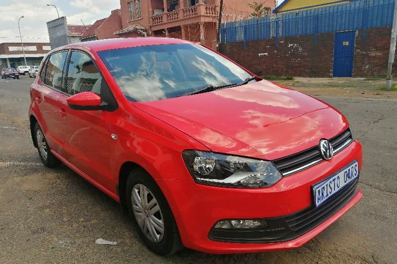 VW Polo Vivo 5 door 1.4 2018