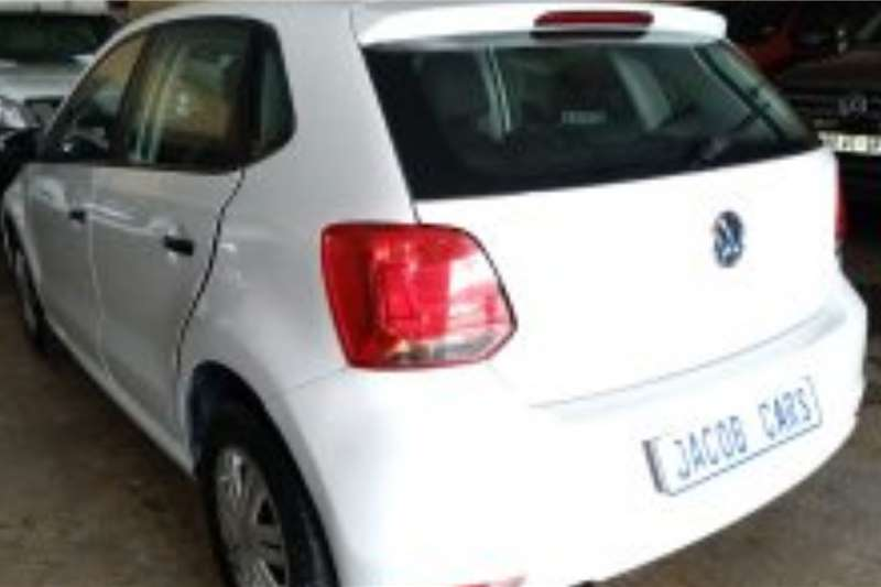 Used 2018 VW Polo Vivo 5 door 1.4