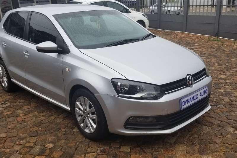 VW Polo Vivo 5 door 1.4 2018