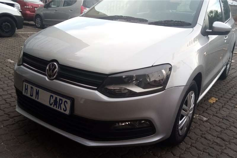 2018 VW Polo Vivo Polo Vivo 5-door 1.4