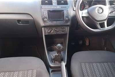 2018 VW Polo Vivo Polo Vivo 5-door 1.4