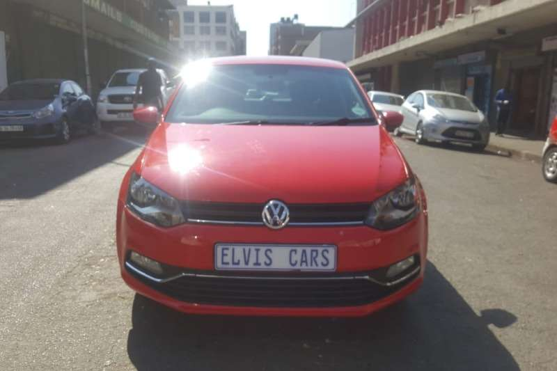 VW Polo Vivo 5-door 1.4 2019