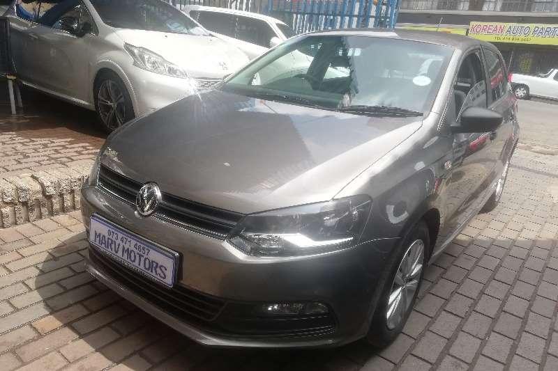VW Polo Vivo 5 door 1.4 2019