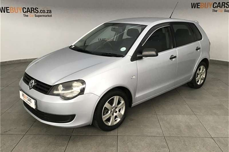 VW Polo Vivo 5 door 1.4 Blueline 2011