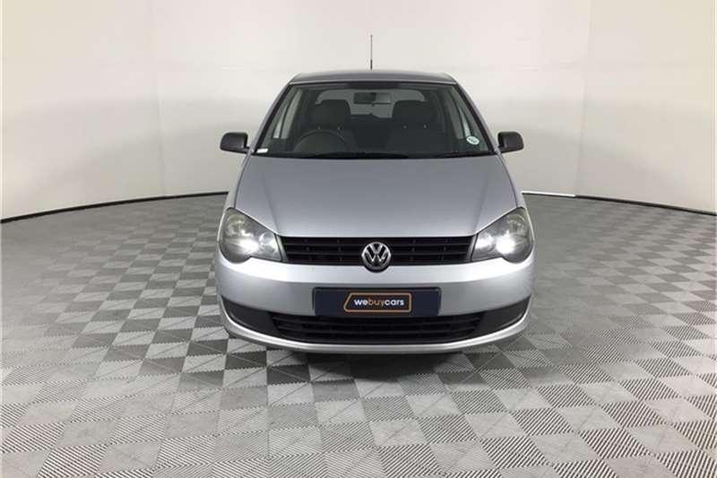 VW Polo Vivo 5-door 1.4 Blueline 2011