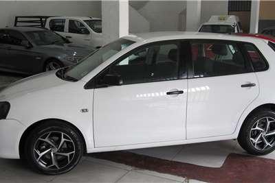 VW Polo Vivo 5 door 1.4 Blueline 2011