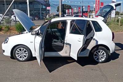 Used 2012 VW Polo Vivo 5 door 1.4 Blueline