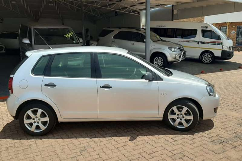 VW Polo Vivo 5 door 1.4 Blueline 2013