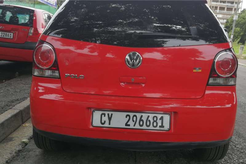 Used 2014 VW Polo Vivo 5 door 1.4 Blueline