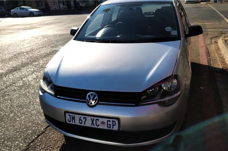 VW Polo Vivo 5 door 1.4 Blueline 2015