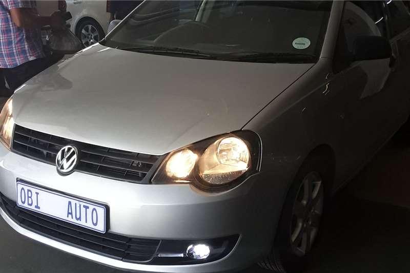 VW Polo Vivo 5 door 1.4 Blueline 2015