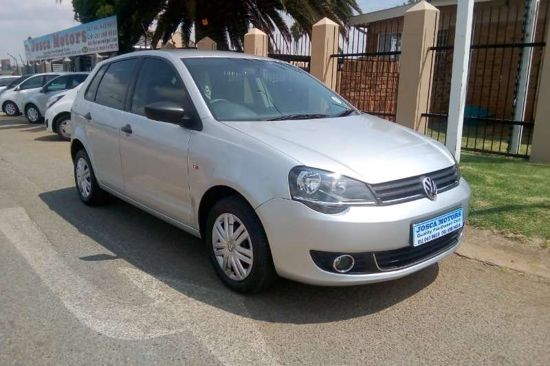 VW Polo Vivo 5 door 1.4 Blueline 2016