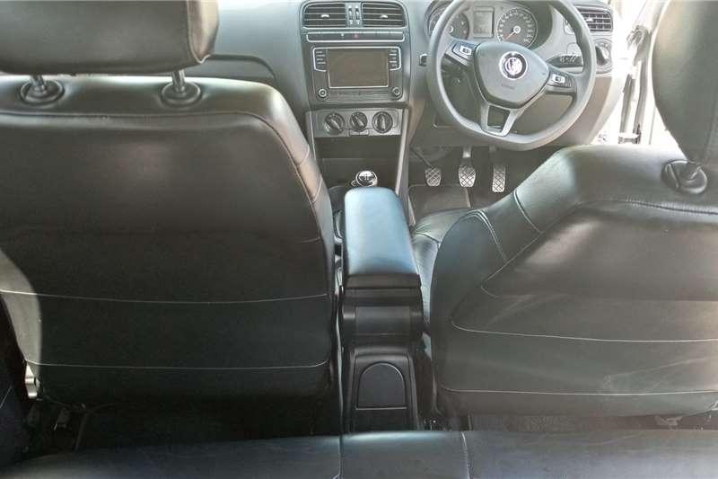 Used 2018 VW Polo Vivo 5 door 1.4 Blueline