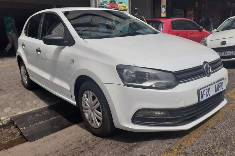 Used 2018 VW Polo Vivo 5 door 1.4 Blueline