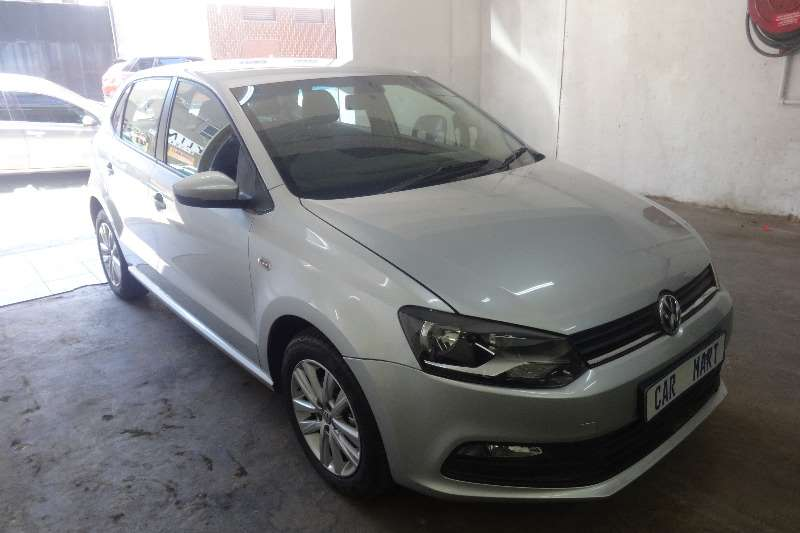 VW Polo Vivo 5 door 1.4 Comfortline 2018