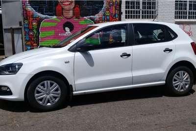 VW Polo Vivo 5 door 1.4 comfortline 2020