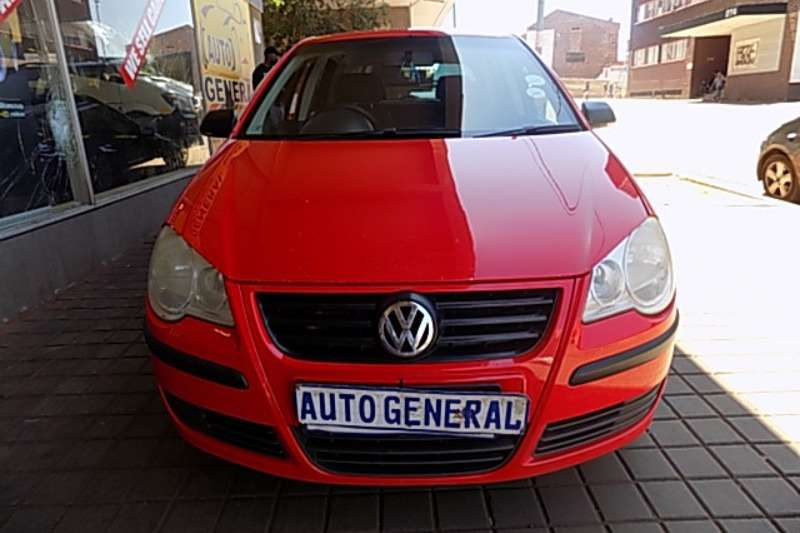 VW Polo Vivo 5 door 1.4 Trendline 2007