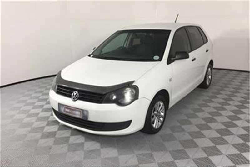VW Polo Vivo 5-door 1.4 Trendline 2010
