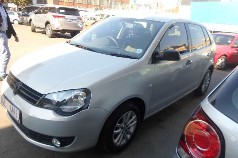 VW Polo Vivo 5 door 1.4 Trendline 2011