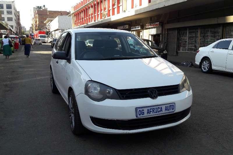 VW Polo Vivo 5 door 1.4 Trendline 2011