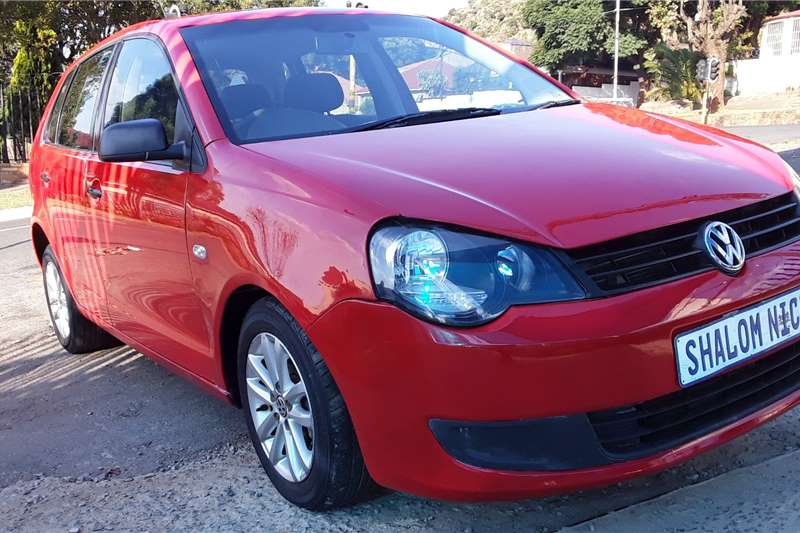 Used 2011 VW Polo Vivo 5 door 1.4 Trendline