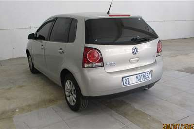 VW Polo Vivo 5 door 1.4 Trendline 2012
