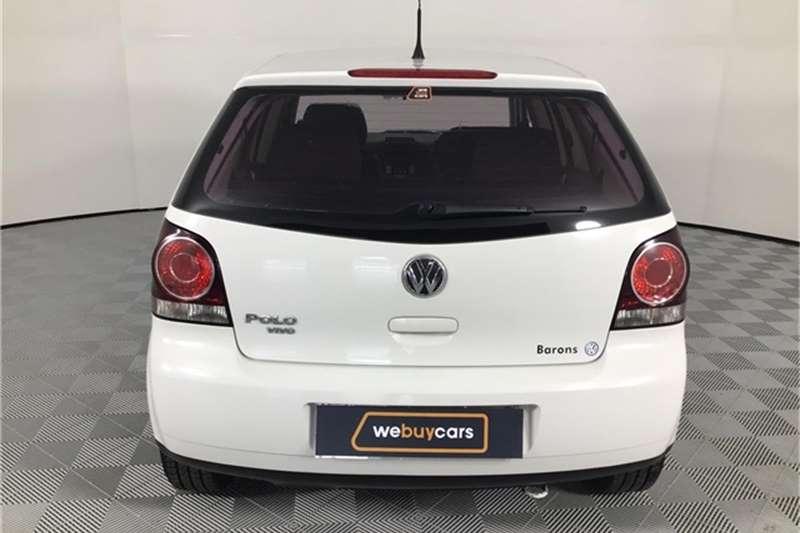 VW Polo Vivo 5-door 1.4 Trendline 2012