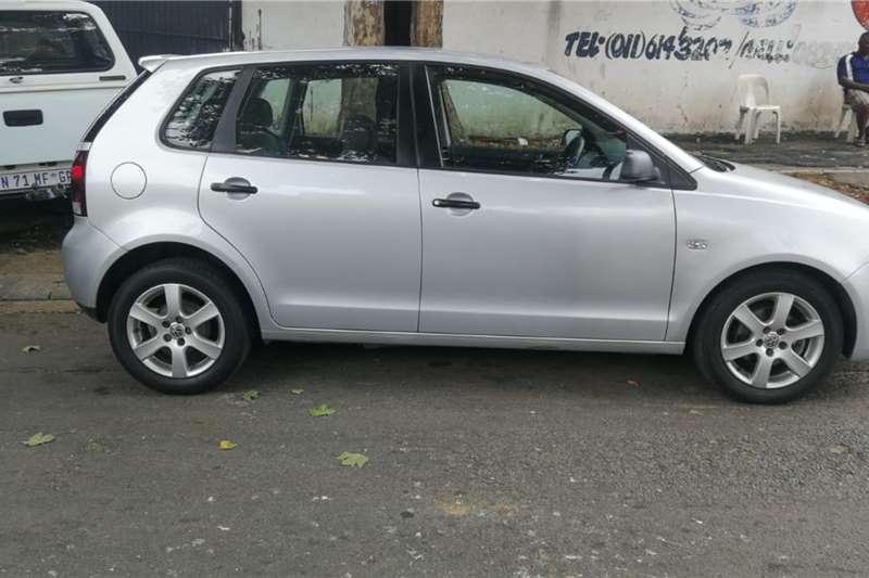 Used 2012 VW Polo Vivo 5 door 1.4 Trendline