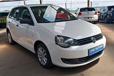 Used 2012 VW Polo Vivo 5 door 1.4 Trendline