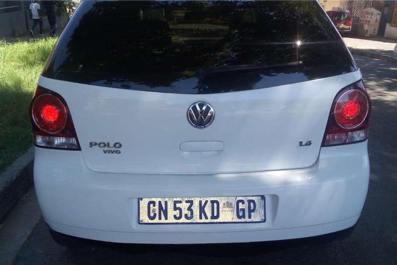 Used 2013 VW Polo Vivo 5 door 1.4 Trendline