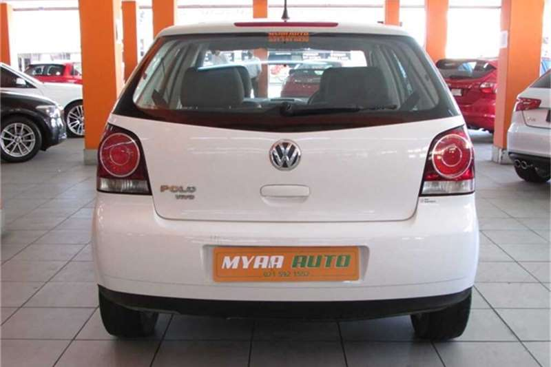 VW Polo Vivo 5-door 1.4 Trendline 2013
