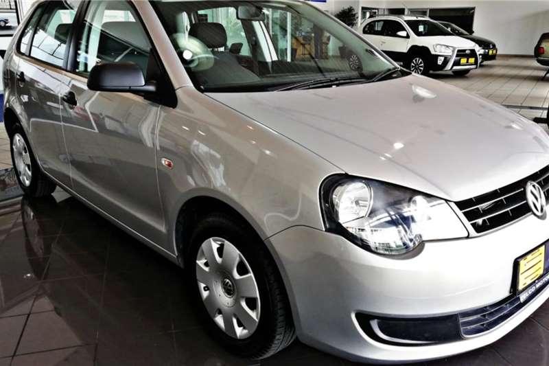 VW Polo Vivo 5 door 1.4 Trendline 2013