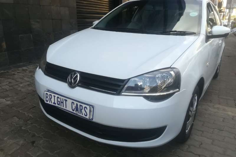 VW Polo Vivo 5-door 1.4 Trendline 2014