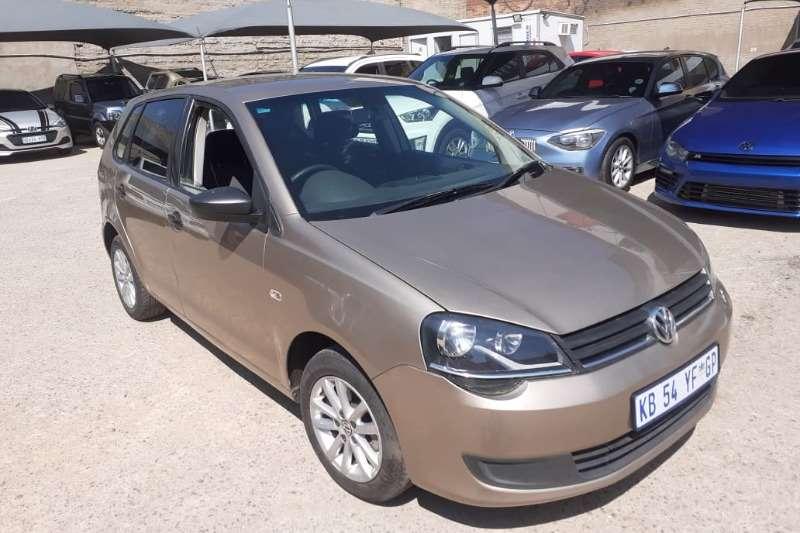 Used 2014 VW Polo Vivo 5 door 1.4 Trendline