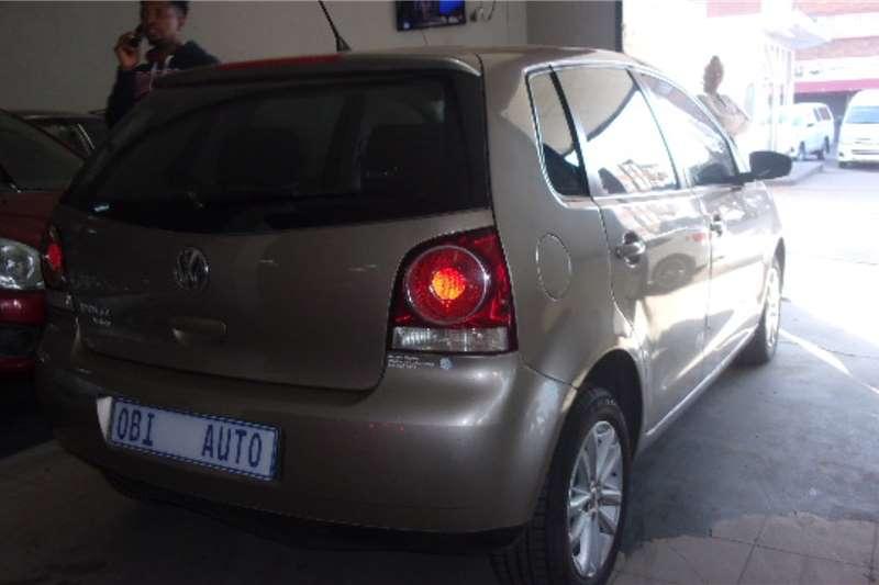 Used 2015 VW Polo Vivo 5 door 1.4 Trendline