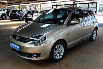 Used 2016 VW Polo Vivo 5 door 1.4 Trendline
