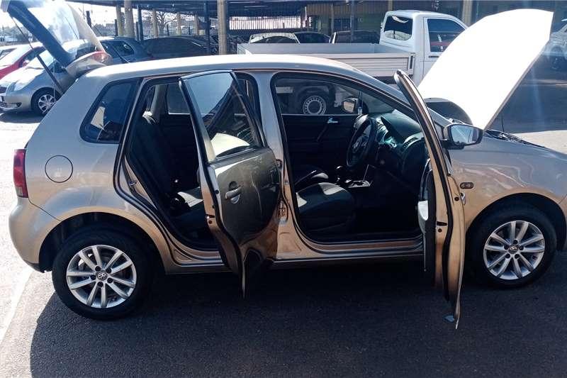 Used 2016 VW Polo Vivo 5 door 1.4 Trendline